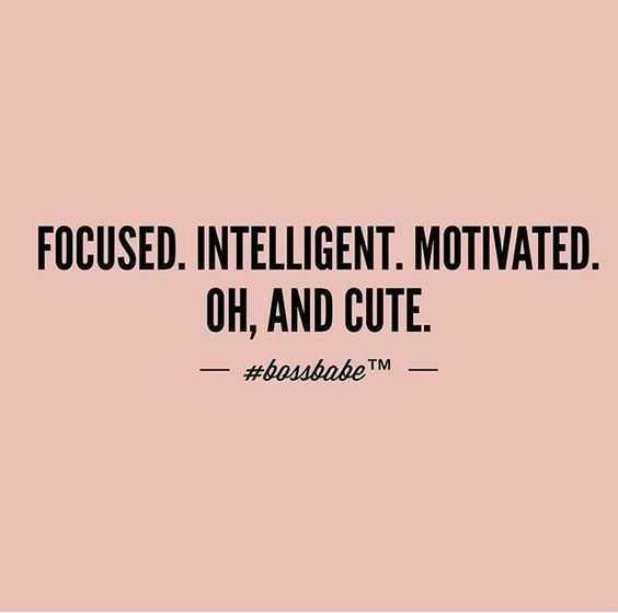 Wonderful quotes - focused