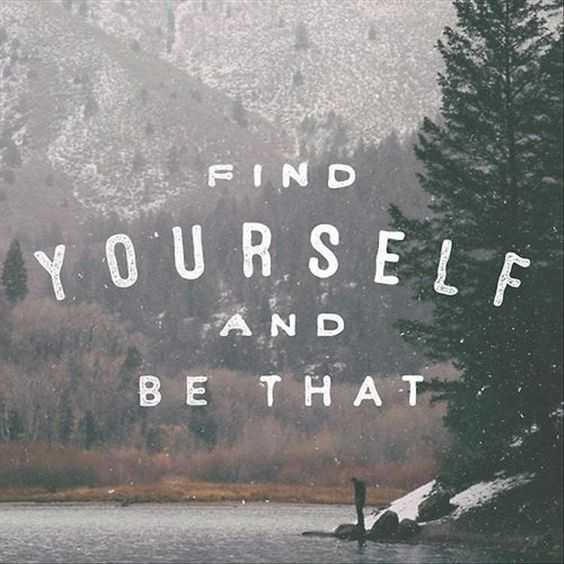 Beautiful Quotes About Life - find yourself