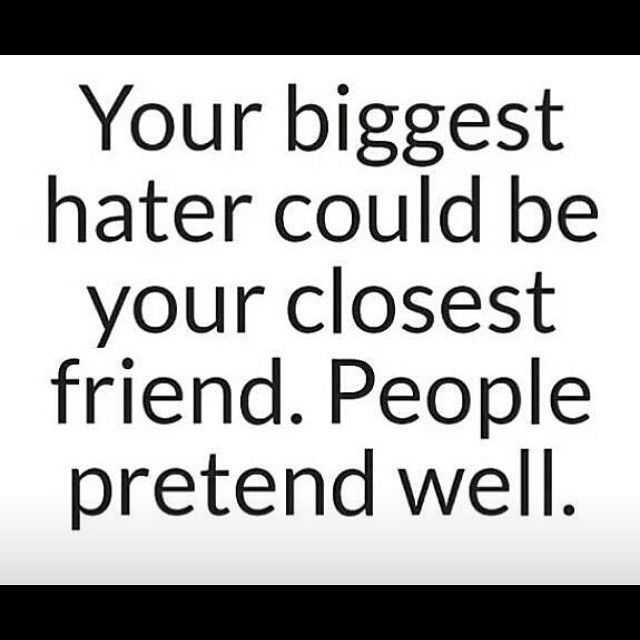 funny social share quotes - pretenders
