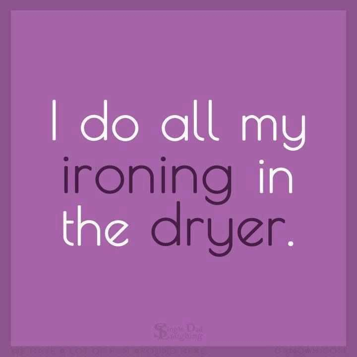 funny social share quotes - dryer help