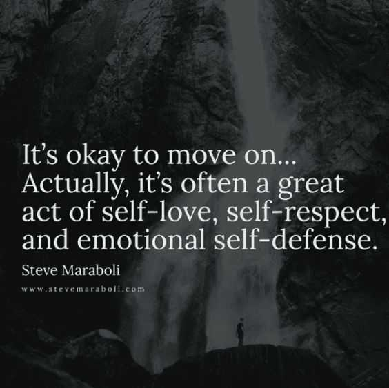 Wonderful Quotes - move on