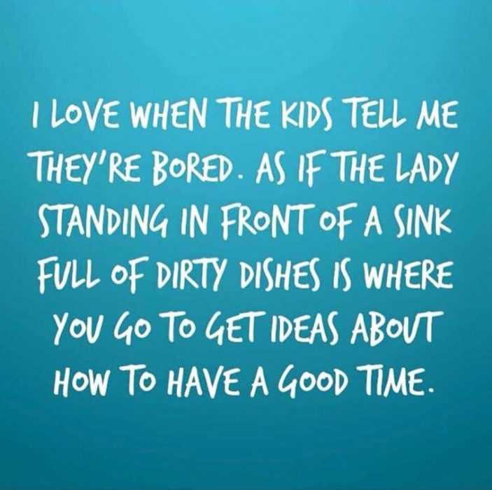 funny social share quotes - boredom