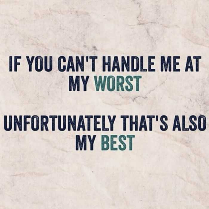 funny social share quotes - worst