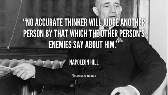 Wonderful Quotes - accurate thinker