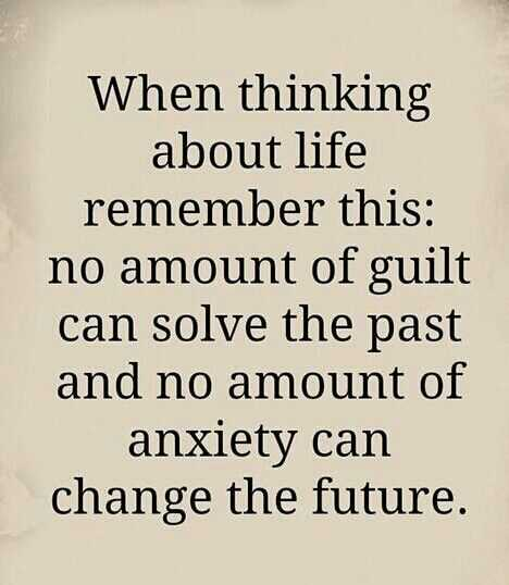 Soulful quotes - anxiety