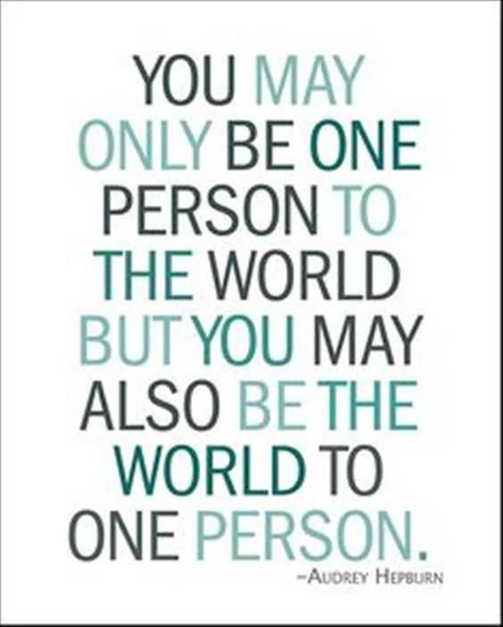 Beautiful Quotes About Life - the world