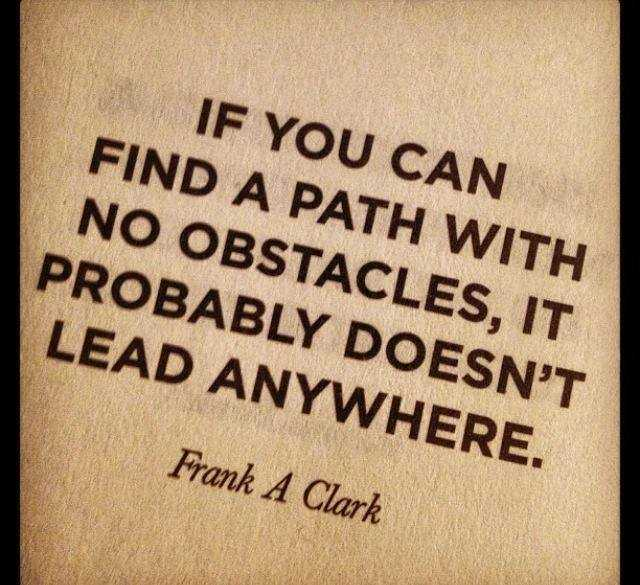 Quotes for Inspiration - find a path