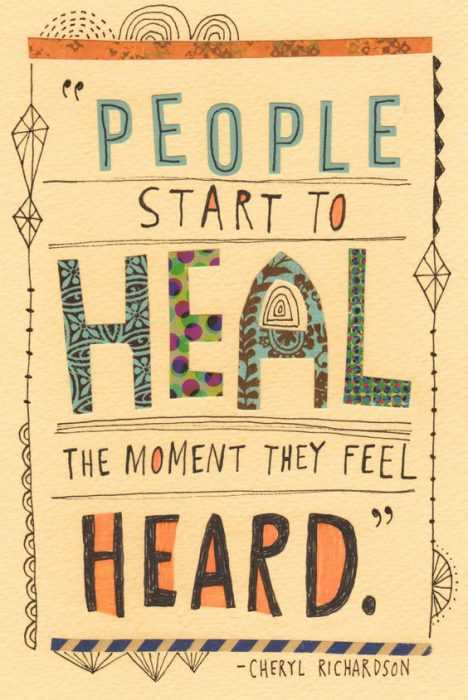 Inspiring and Motivational Quotes - heal