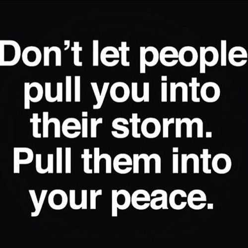 Soulful quotes - storm