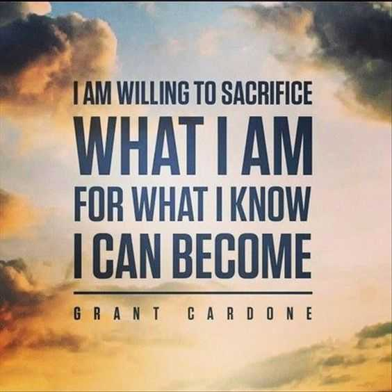 Beautiful Quotes About Life - sacrifice