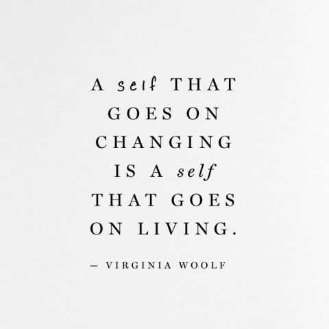 Amazing Inspirational Quotes - Changing