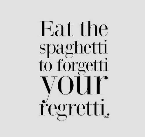 funny social share quotes - comfort food
