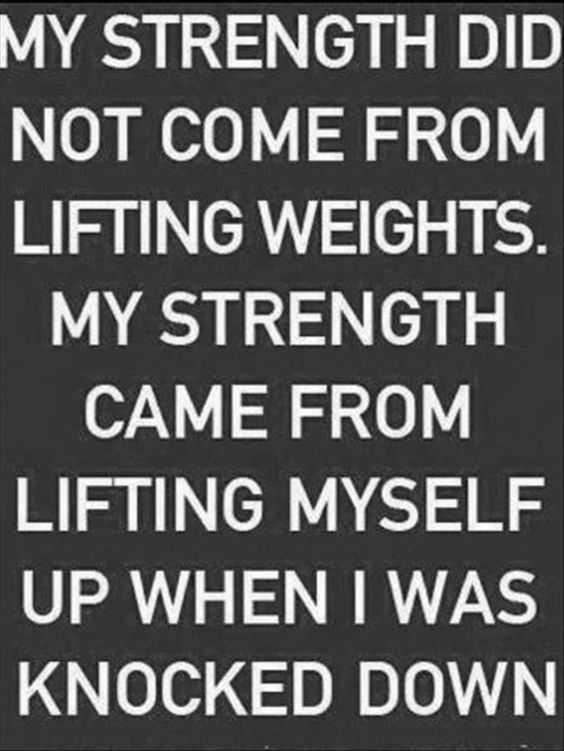 Beautiful Quotes About Life - strength