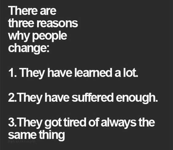 Beautiful Quote About Life - three reasons