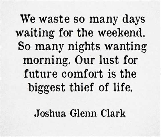 Beautiful Quotes About Life - waste