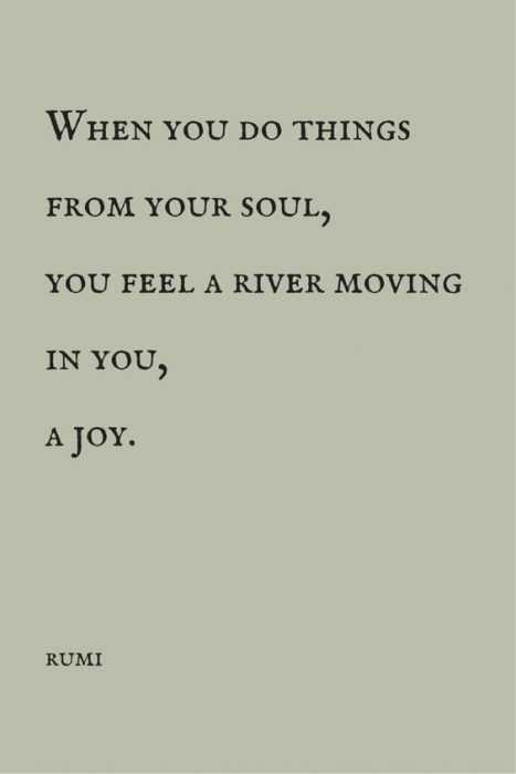 Soulful quotes - soul