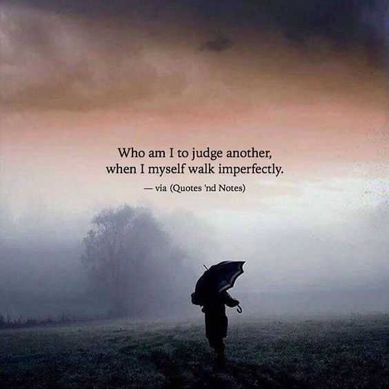 soulful quotes - judgement