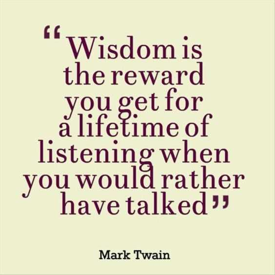 Soulful Quotes - wisdom