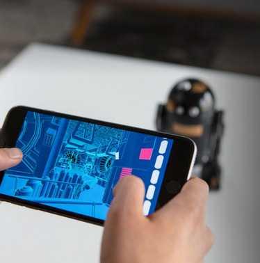 R2-Q5 Sphero - App Enalbed