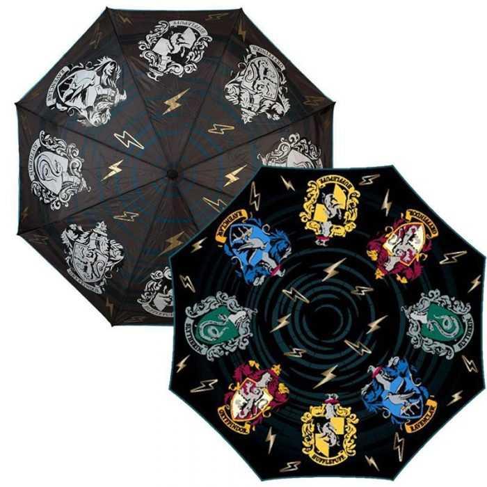 harry potter umbrella - color changing umbrella when wet