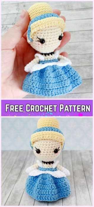 Funny Crochet Patterns - crochet doll