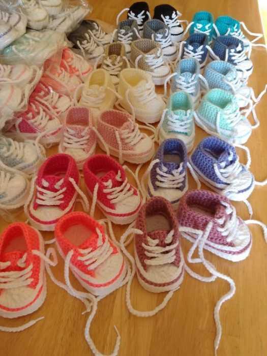 Funny Crochet Patterns - crochet booties