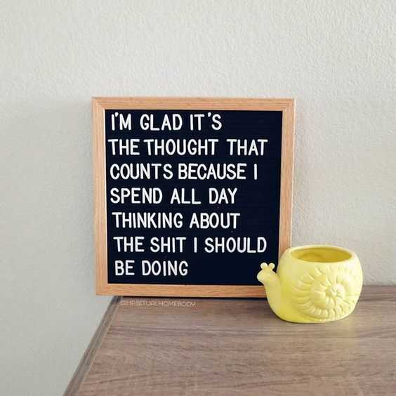 hilarious letterboard quotes 12