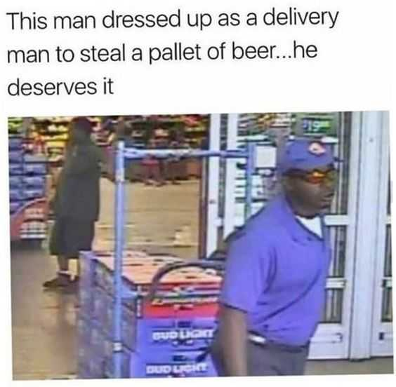 Hilarious Funny Images - Delivery Con