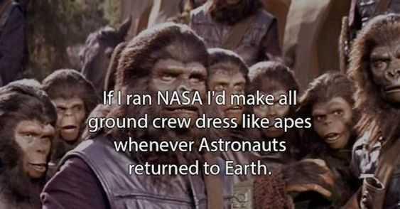 Hilarious Funny Images - Nasa Prank