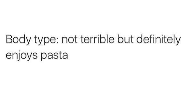 Snarky Funny Quotes - Pasta