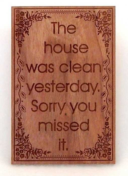 24 Funny Pictures about Spring Cleaning - sorry you missed it