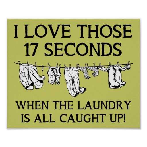 24 Funny Pictures about Spring Cleaning - laundry all caught up