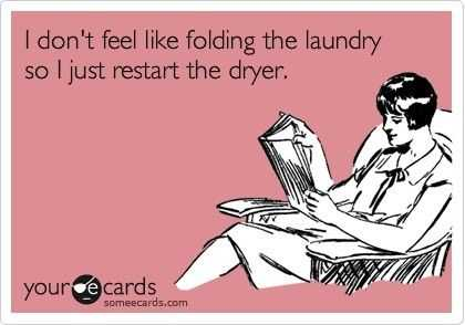 24 Funny Pictures about Spring Cleaning - restart dryer