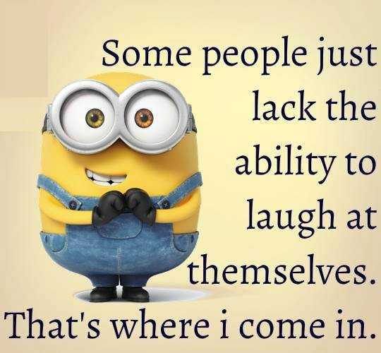 Funny Minion Images With Captions - Laugh At Themselves