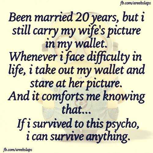 Funny Minion Images With Captions - Marriage