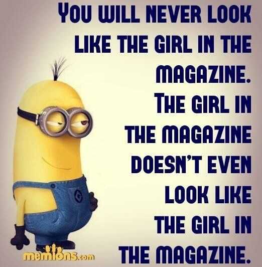 Funny Minion Pictures With Sayings - Girl In Magazine
