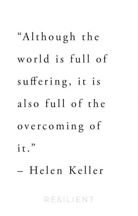 Quotes About Struggle - Suffering