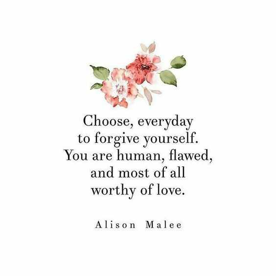 Quotes About Struggle - Forgive Yourself