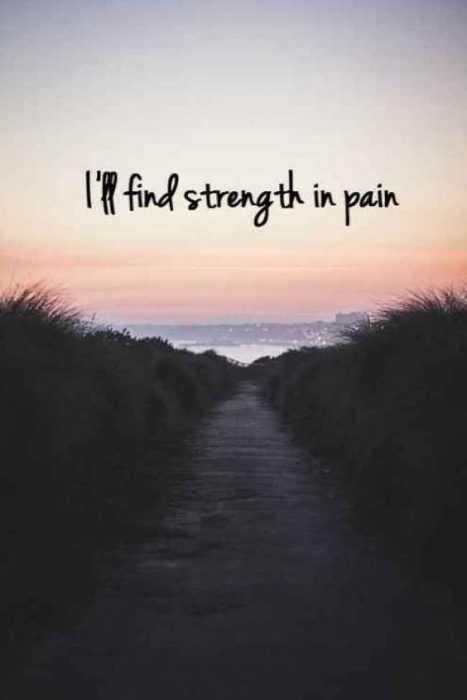 Amazing Quotes on Life - pain