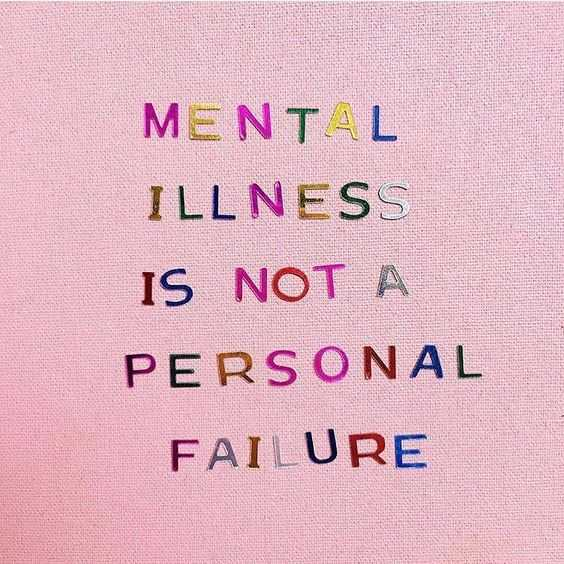 Quotes About Struggle - Mental Illness