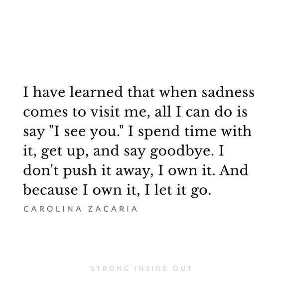 Quotes About Struggle - Sadness