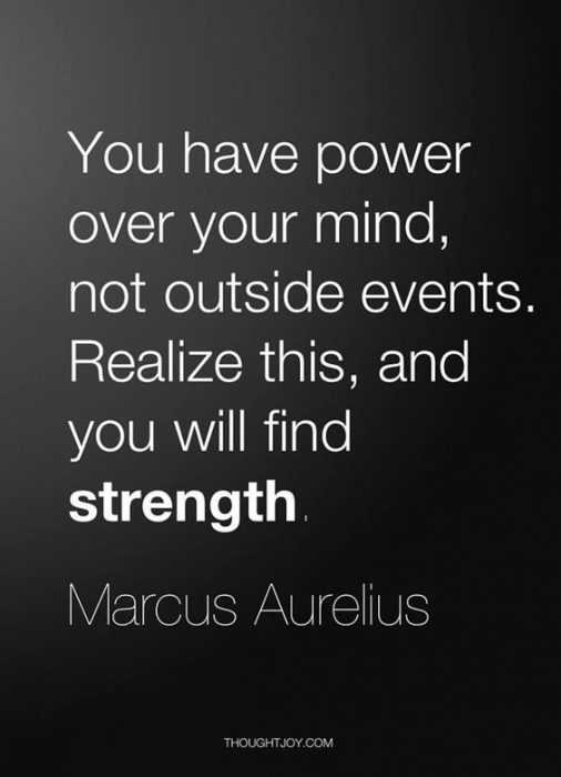Amazing Quotes on Life - strength