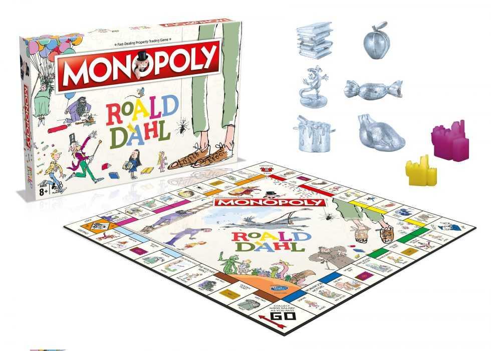roald dahl - monopoly