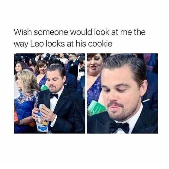 Funny Cookie Leo