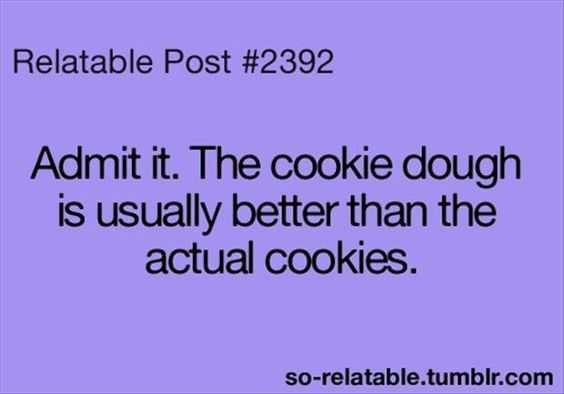 Quote Cookie Dough