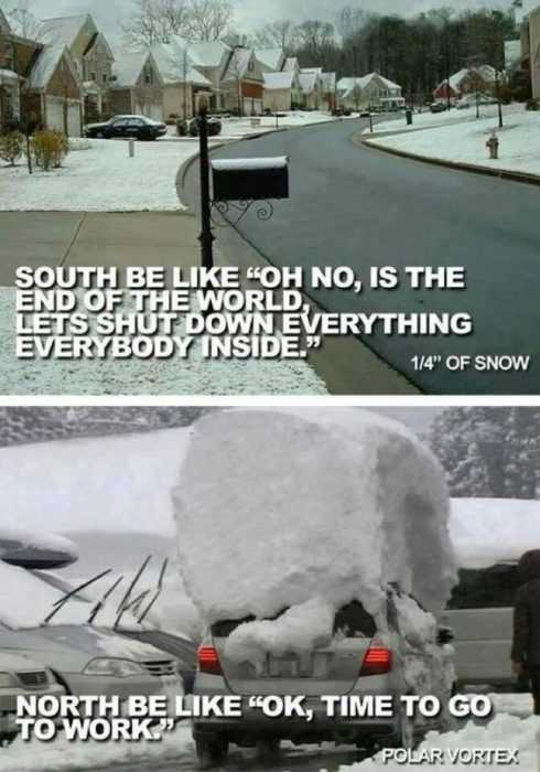 40 Hilarious Winter And Snow Memes For When You Re Freezing Your