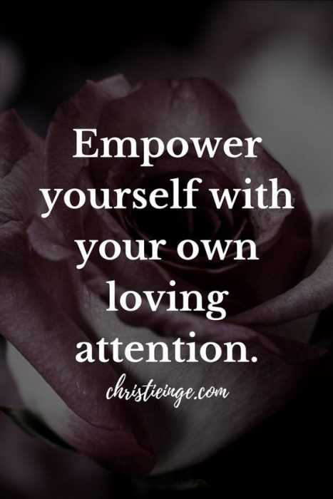 Self love quotes for empowerment