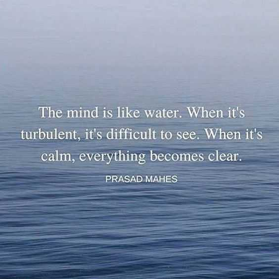 Quotes for mental clarity
