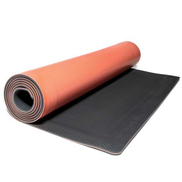 Smart Yoga Mat - Self-Rolling Yoga Mat