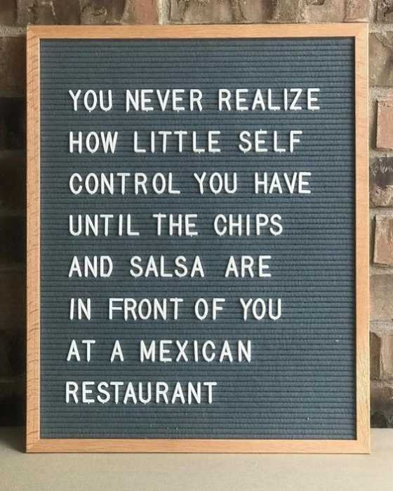 Letter Board Quotes Funny - self control discovery